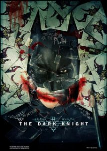 Poster Batman: O Caveleiro Das Trevas - Dark Knight #15