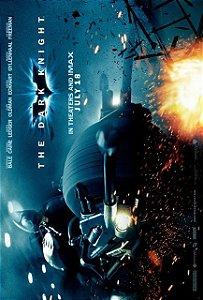 Poster Batman: O Caveleiro Das Trevas - Dark Knight #2