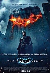 Poster Batman: O Caveleiro Das Trevas - Dark Knight #8