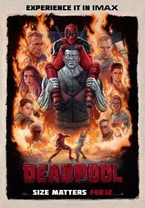 Poster Deadpool #D