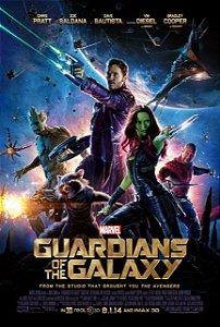 Poster Guardiões da Galáxia #A