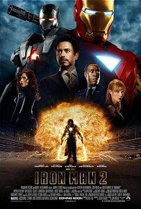 Poster Homem de Ferro 2 #A