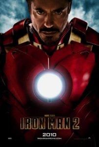 Poster Homem de Ferro 2 #B