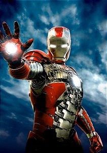 Poster Homem de Ferro 2 #C