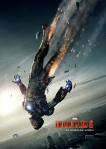 Poster Homem de Ferro 3 #B