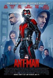 Poster Homem Formiga #B