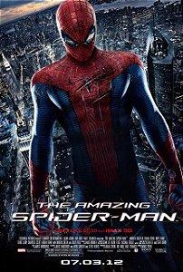 Poster O Espetacular Homem Aranha #B