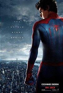 Poster O Espetacular Homem Aranha #E