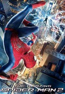 Poster O Espetacular Homem Aranha 2 #A
