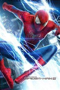 Poster O Espetacular Homem Aranha 2 #D