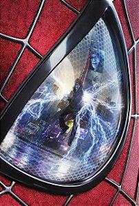 Poster O Espetacular Homem Aranha 2 #E