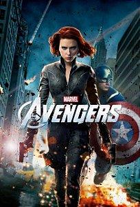 Poster Os Vingadores #B