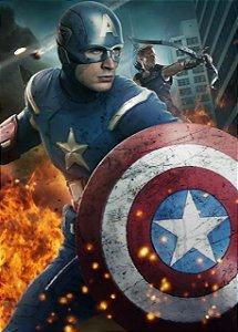 Poster Os Vingadores #J