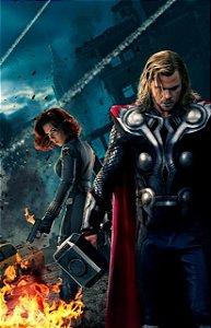 Poster Os Vingadores #M