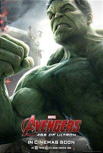 Poster Os Vingadores 2: A Era de Ultron #G