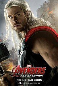 Poster Os Vingadores 2: A Era de Ultron #L