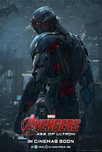 Poster Os Vingadores 2: A Era de Ultron #P