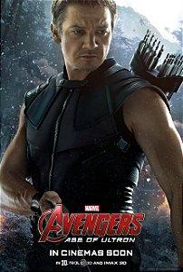 Poster Os Vingadores 2: A Era de Ultron #Q