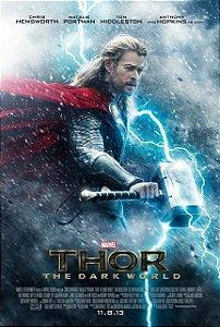 Poster Thor: O Mundo Sombrio #B