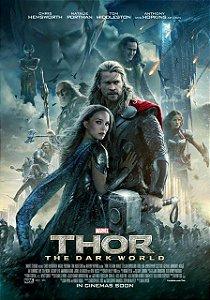 Poster Thor: O Mundo Sombrio #C