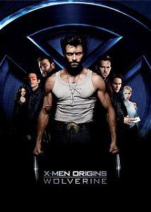 Poster X-Men Origins: Wolverine #C