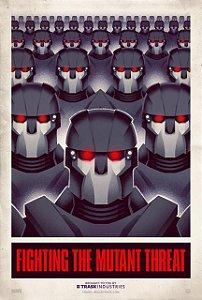 Poster X-Men: Dias de Um Futuro Esquecido #A