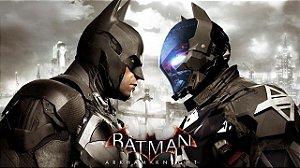 Poster Batman: Arkham Knight #D