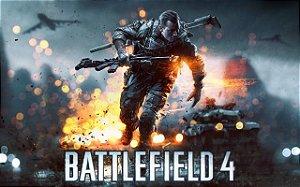 Poster Battlefield 4 #D