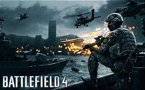 Poster Battlefield 4 #F