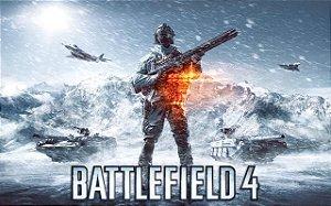 Poster Battlefield 4 #G