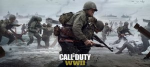 Poster Call Of Duty: World War 2 #C