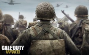 Poster Call Of Duty: World War 2 #D