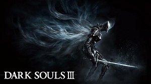 Poster Dark Souls 3 #A