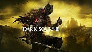 Poster Dark Souls 3 #B