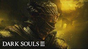 Poster Dark Souls 3 #D