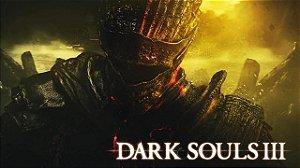 Poster Dark Souls 3 #E