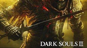Poster Dark Souls 3 #F
