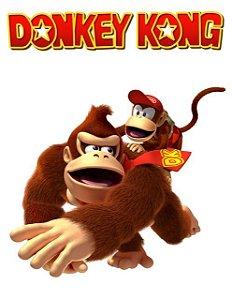 Poster Donkey Kong #F