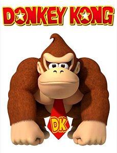 Poster Donkey Kong #H