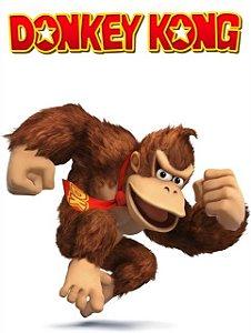 Poster Donkey Kong #J