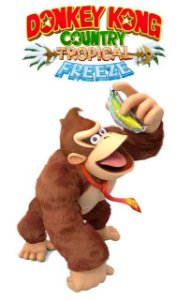 Poster Donkey Kong Tropical Freeze #A