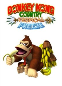 Poster Donkey Kong Tropical Freeze #E