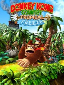Poster Donkey Kong Tropical Freeze #F