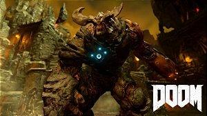 Poster Doom #D