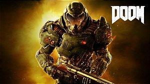 Poster Doom #E