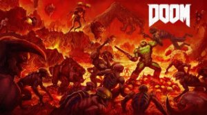 Poster Doom #F