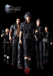 Poster Final Fantasy Xv #B