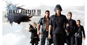 Poster Final Fantasy Xv #C