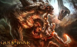 Poster God Of War 3 #1