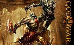 Poster God Of War 3 #5
